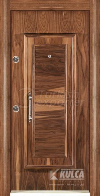 Z-9031 Exclusive Steel Door